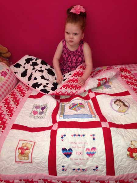 Photo of Lexi H's quilt