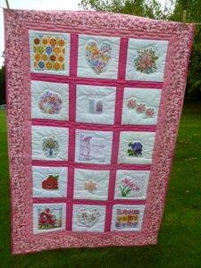 Photo of Sophie R's quilt