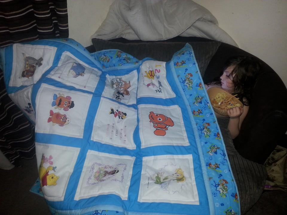 Photo of Lilly M's quilt