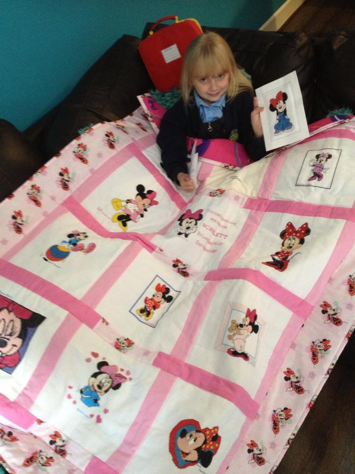 Photo of Scarlett R's quilt