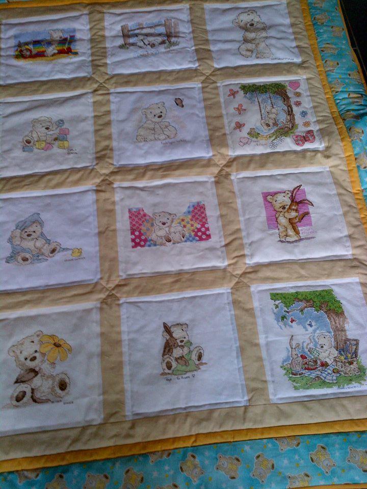 Photo of Noel T's quilt