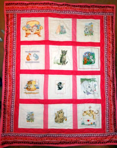 Photo of Georgia C's quilt