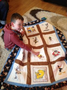 Photo of Brandon M's quilt