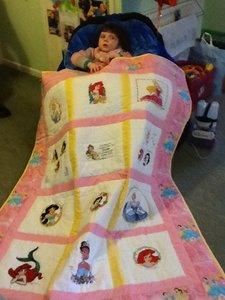 Photo of Ellie H's quilt