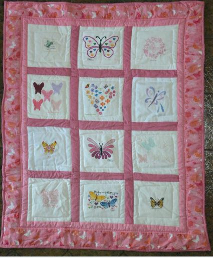 Photo of Gracie-Mae F's quilt