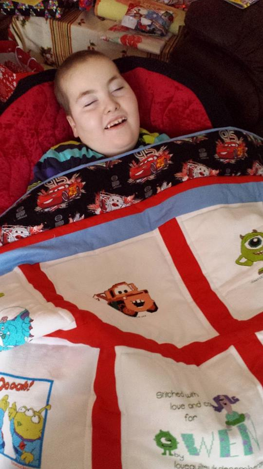 Photo of Owen M's quilt