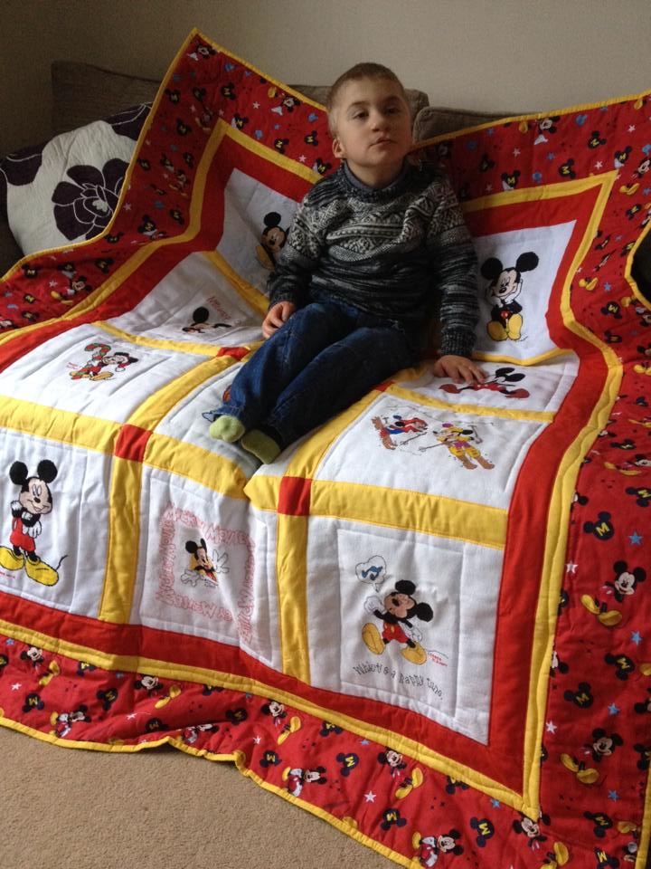 Photo of Curtis R's quilt