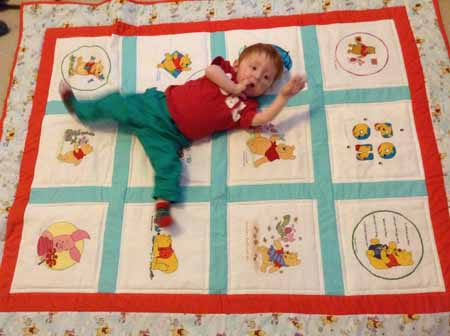 Photo of Lucas O's quilt