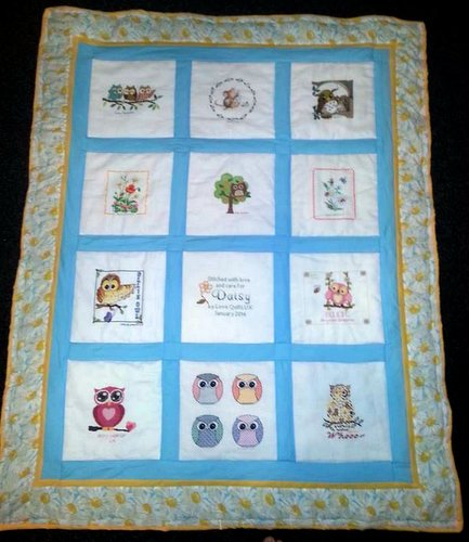 Photo of Daisy L's quilt