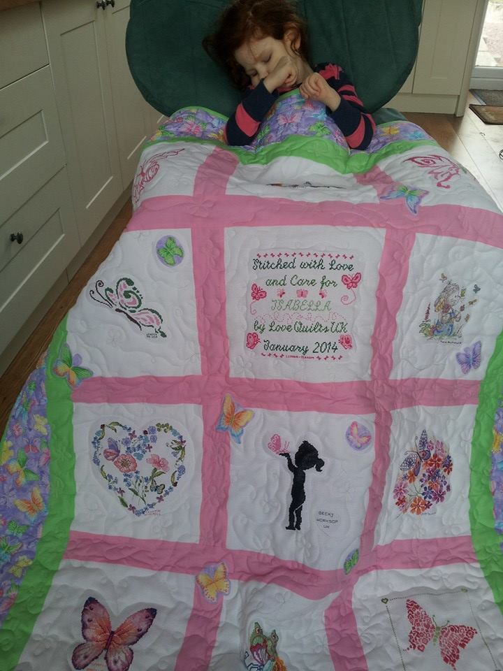 Photo of Isabella S's quilt