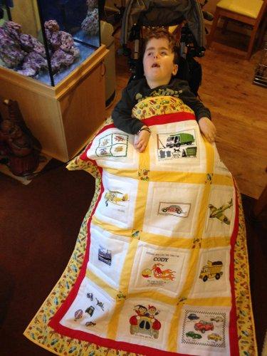 Photo of Cody G's quilt