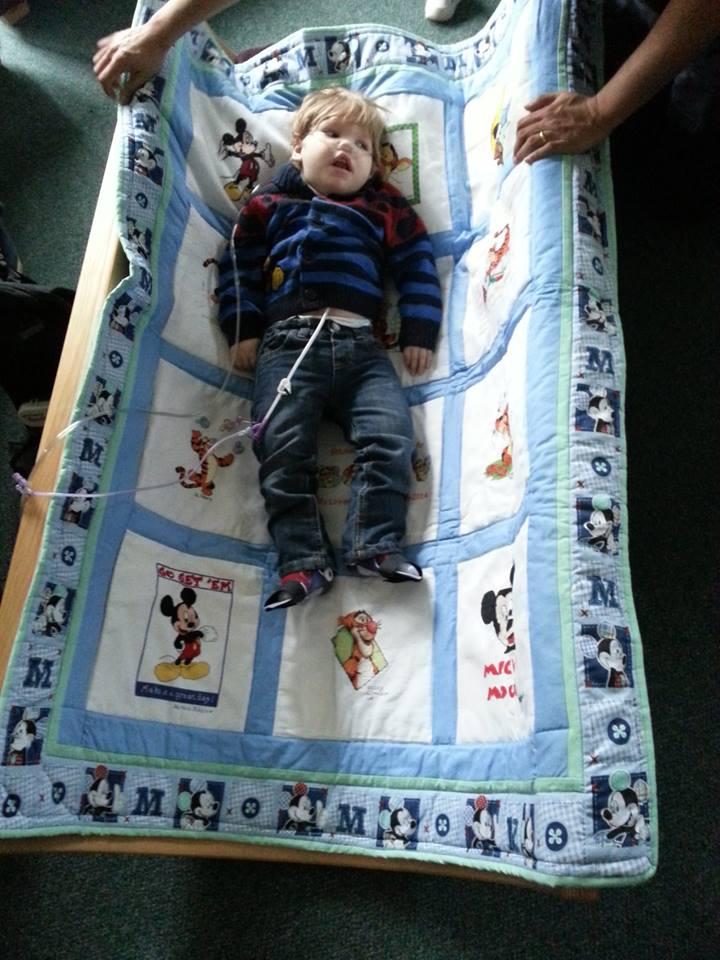Photo of Bobby B's quilt