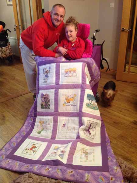 Photo of Zara G's quilt
