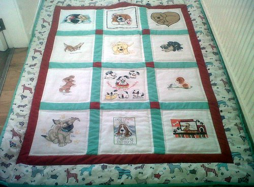 Photo of Molly W's quilt