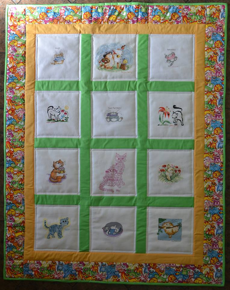 Photo of Faye S's quilt