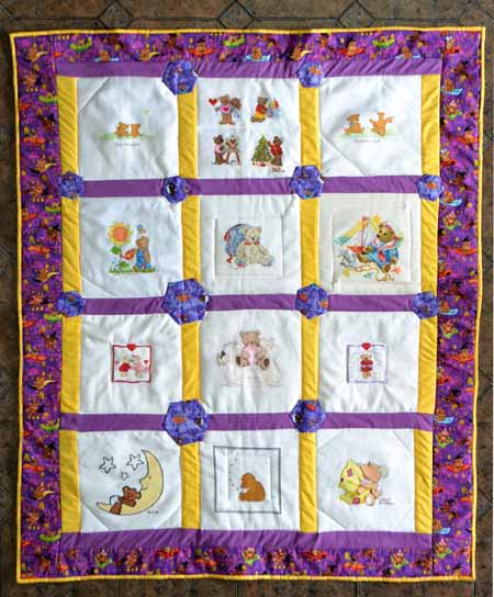 Photo of Tommy C's quilt