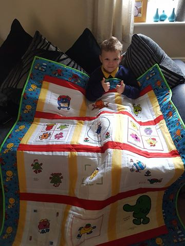 Photo of Kyle S's quilt