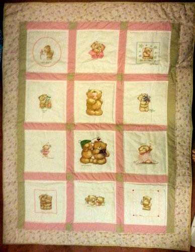 Photo of (QUILTED) Forever Friends's quilt