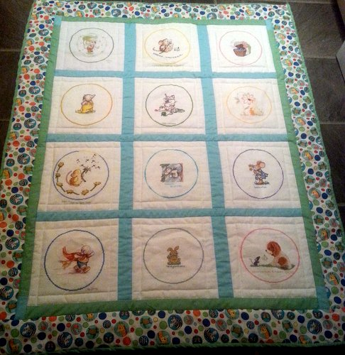 Photo of Donna B's quilt