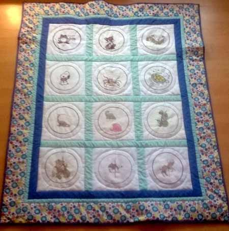 Photo of Marek S's quilt