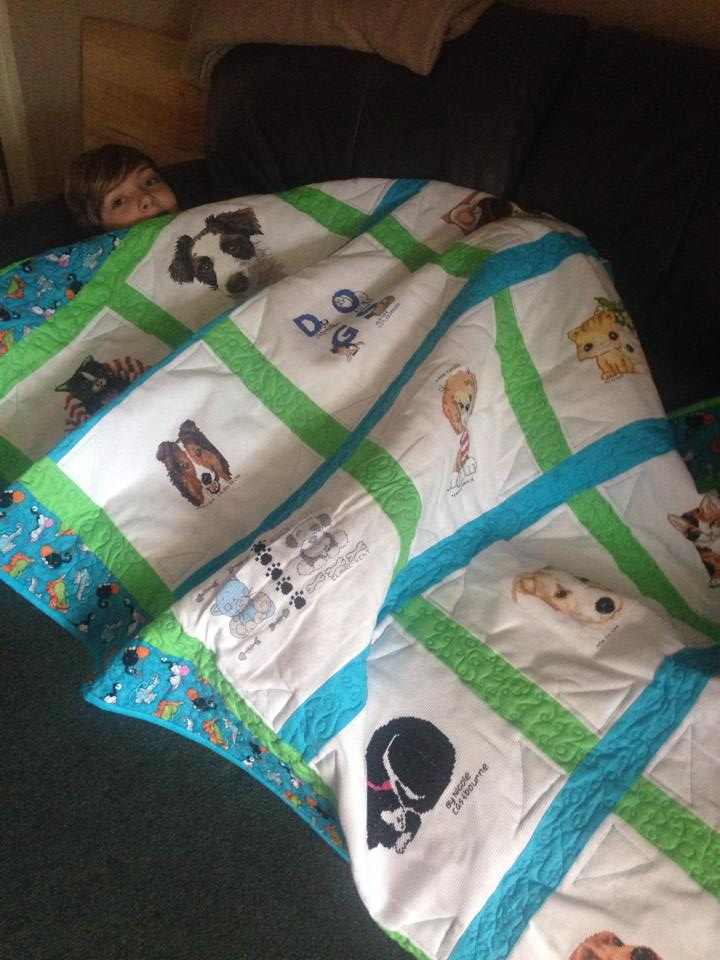 Photo of Karise S's quilt