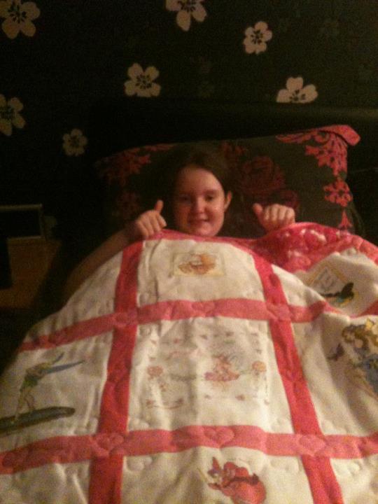 Photo of Sarah B's quilt