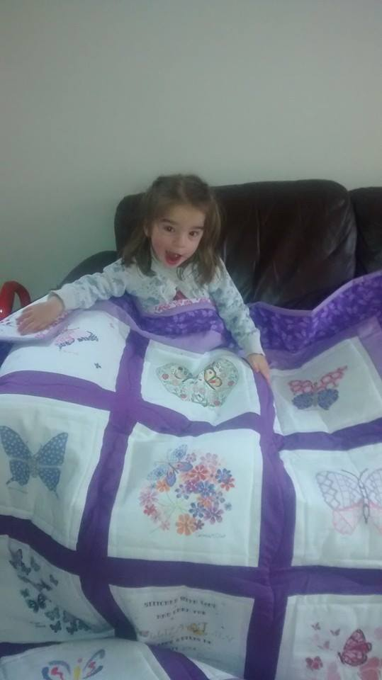 Photo of Alliza-Lily's quilt