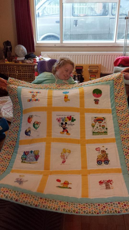 Photo of Rebekah B's quilt