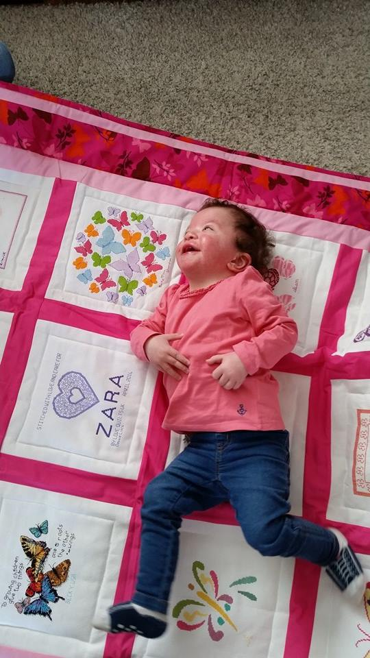Photo of Zara S's quilt