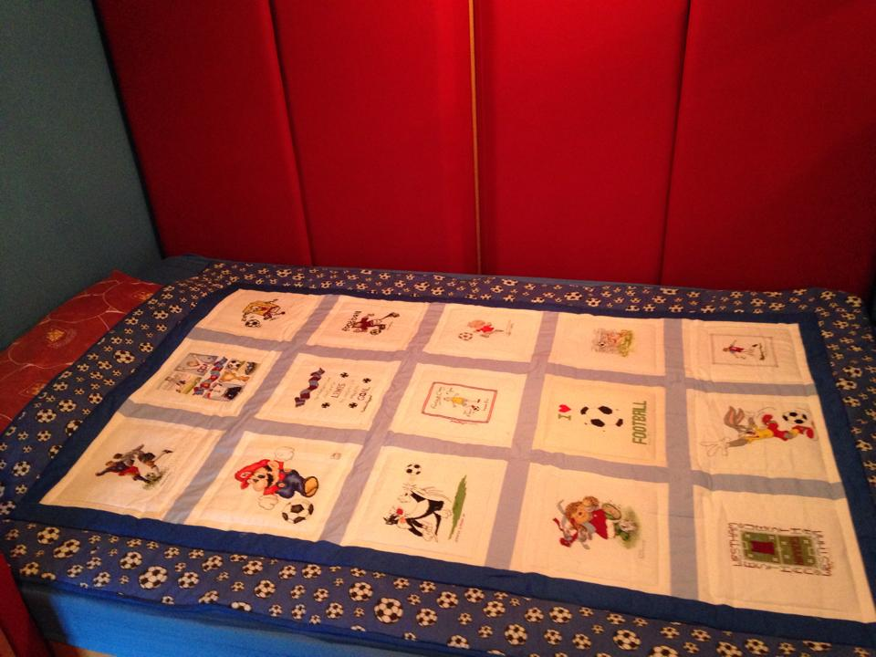 Photo of Lewis H's quilt