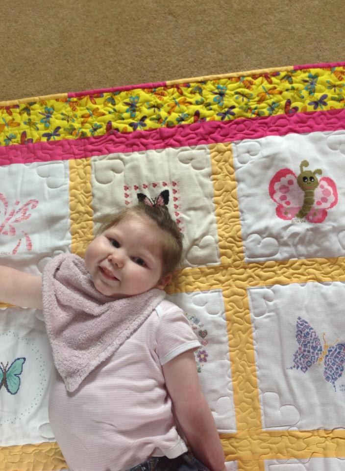 Photo of Scarlett B's quilt