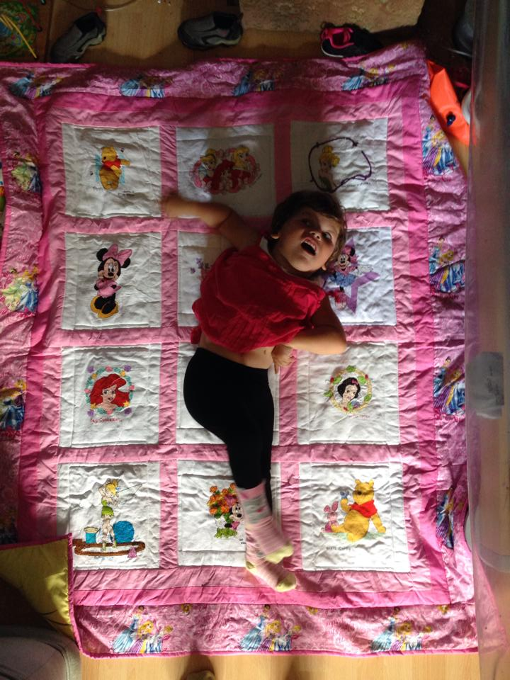 Photo of Izzy H's quilt