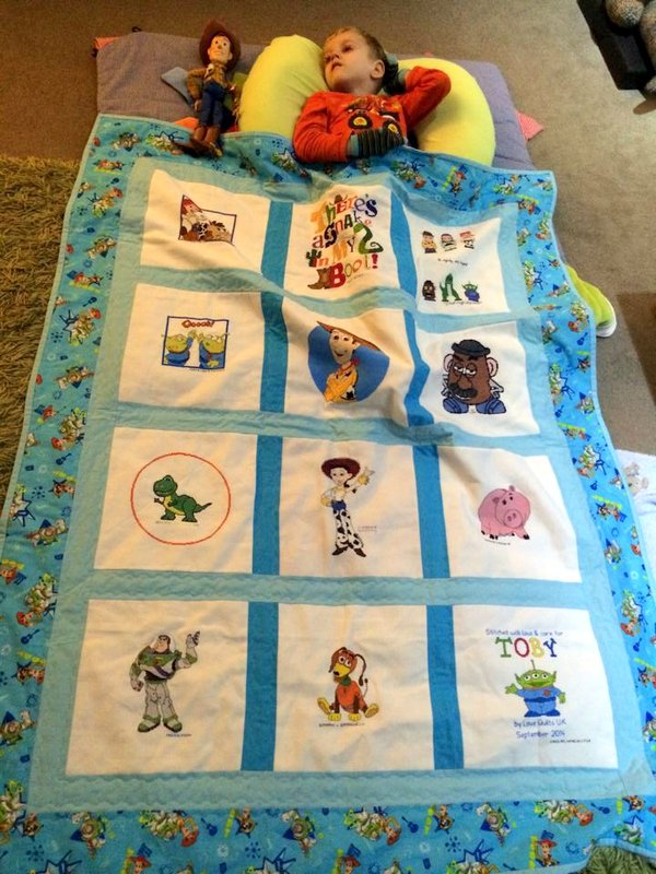 Photo of Toby F's quilt