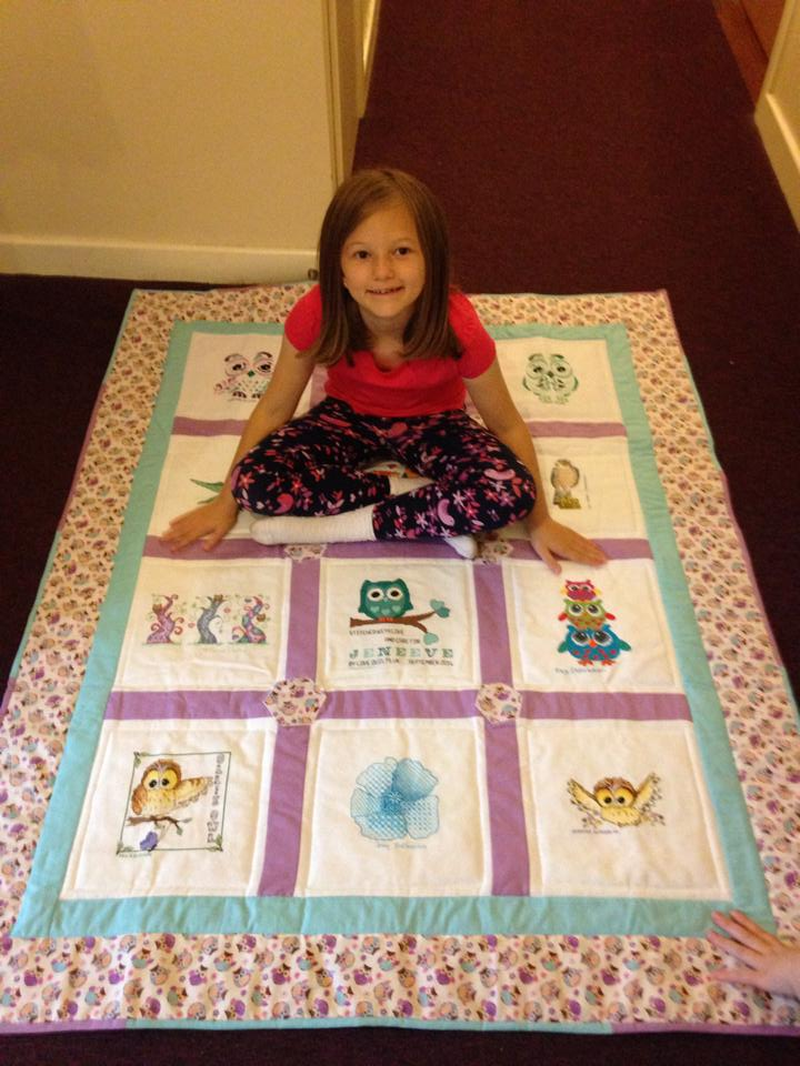 Photo of Jeneeve J's quilt