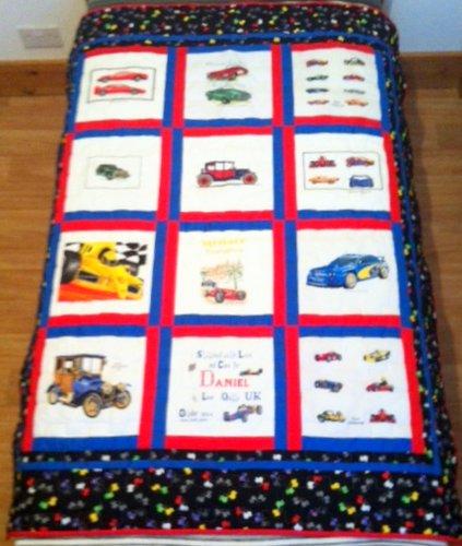 Photo of Daniel D's quilt