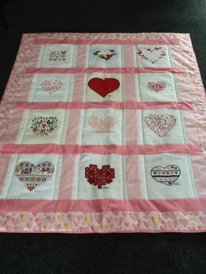 Photo of Paige E's quilt