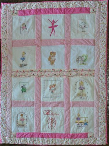Photo of Harmonie-Rose's quilt