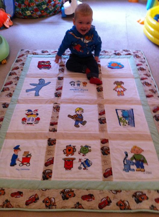 Photo of Daniel James S's quilt