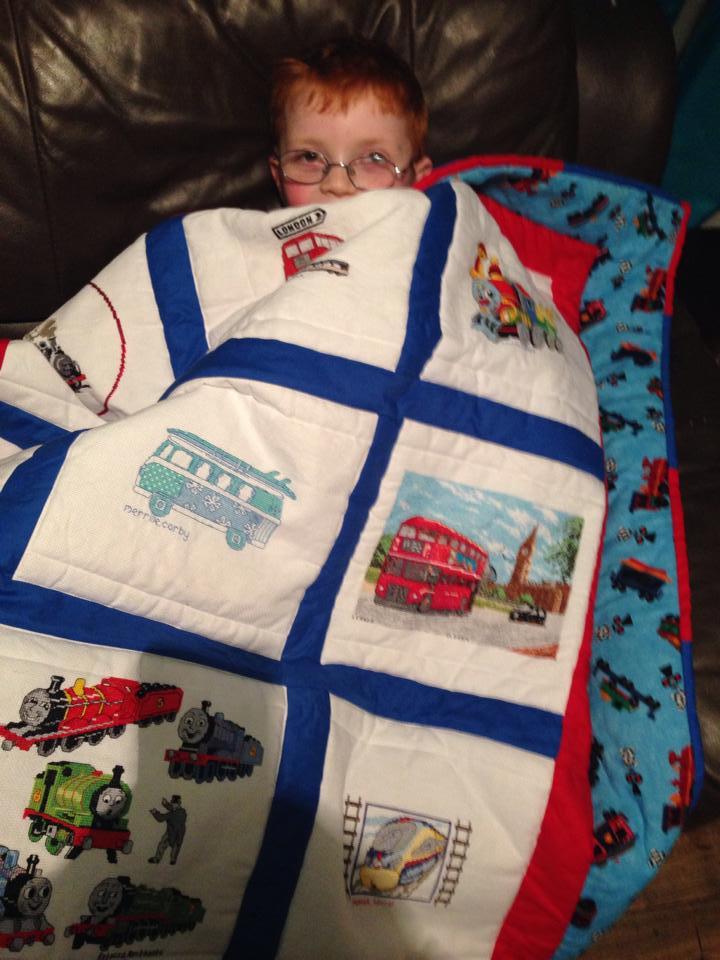 Photo of Alexanda H's quilt