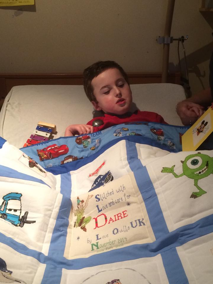 Photo of Daire H's quilt