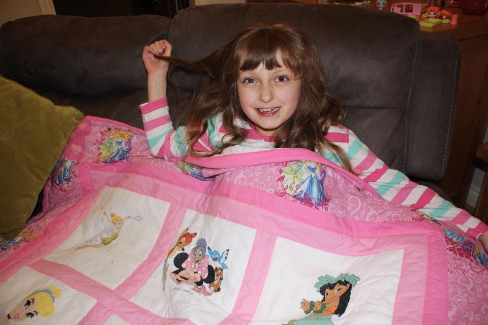 Photo of Tilly J's quilt