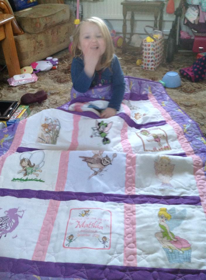 Photo of Matilda W's quilt