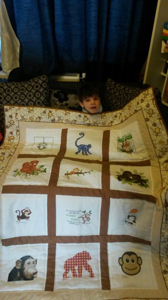 Photo of Bobby James R's quilt