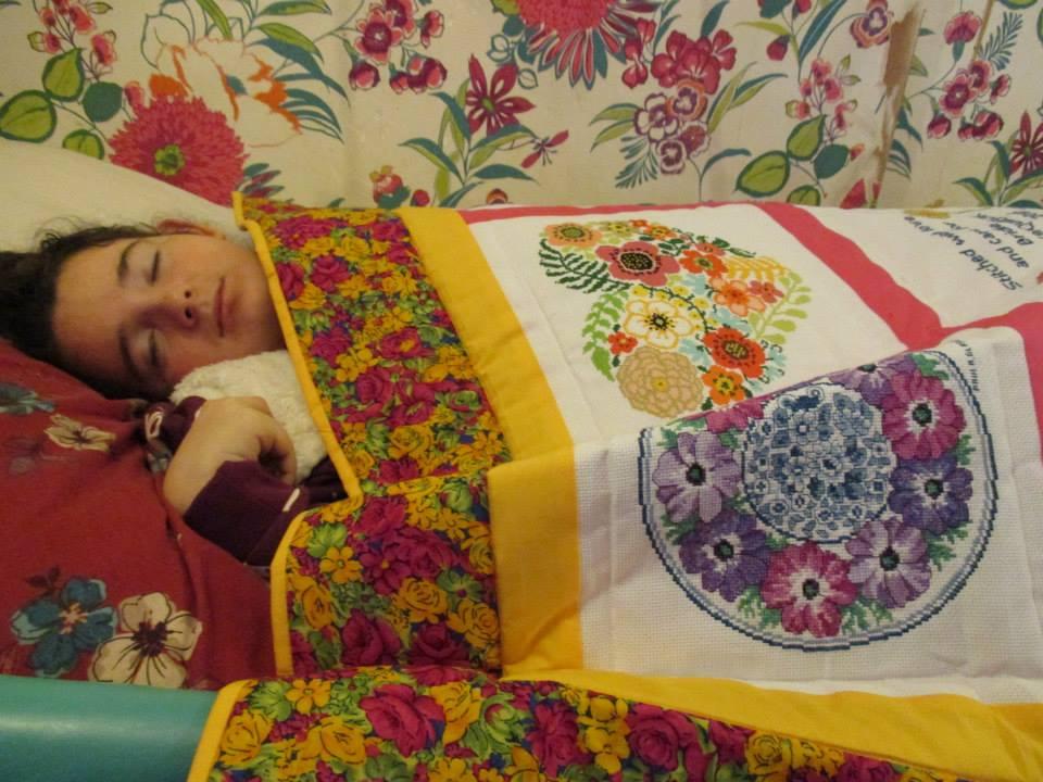 Photo of Bridie G's quilt