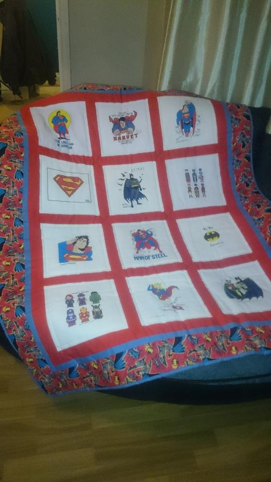 Photo of Harvey M's quilt