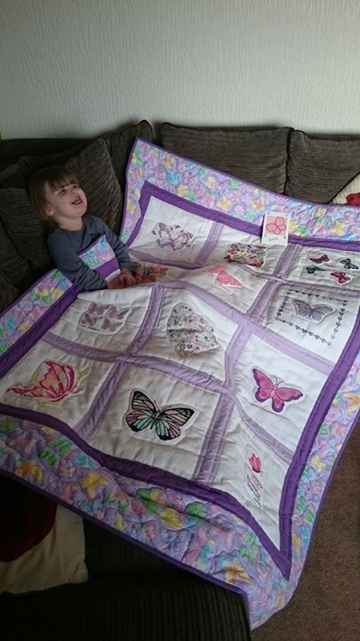 Photo of Mali B's quilt