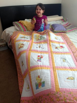 Photo of Ava M's quilt