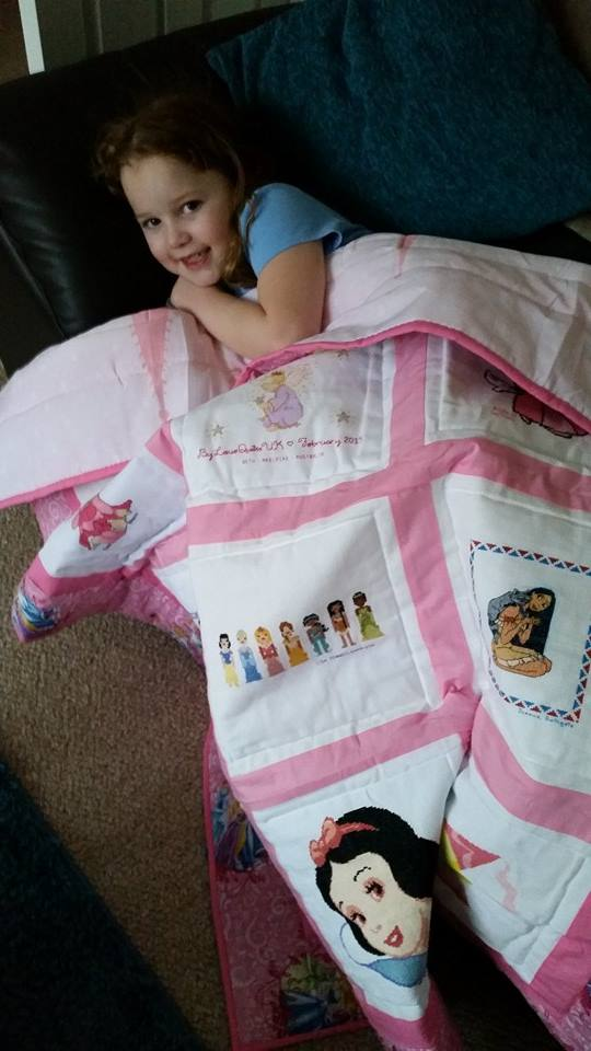 Photo of Angel S's quilt