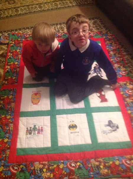 Photo of Elliot S's quilt