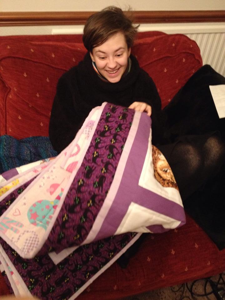 Photo of Lauren M's quilt
